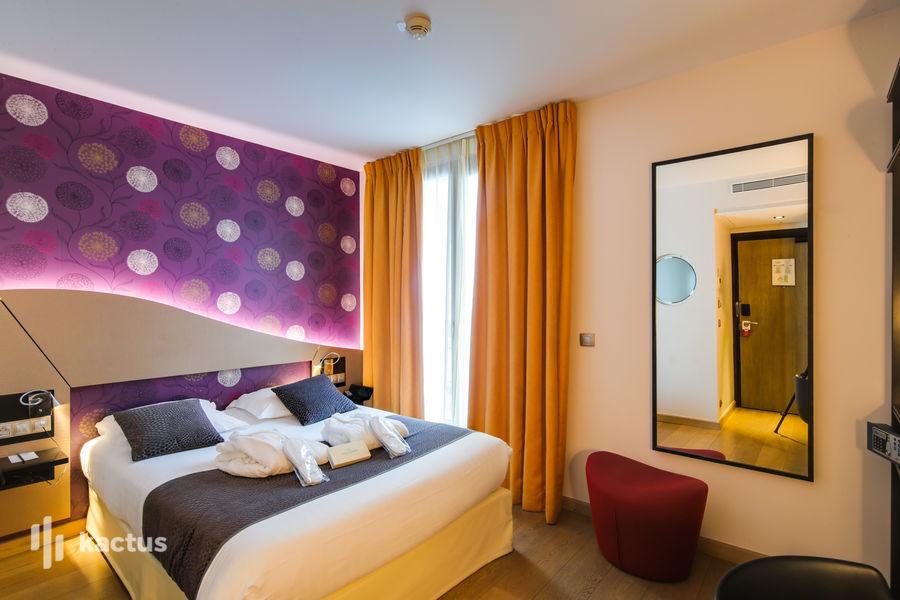 Hôtel Hor **** Chambre