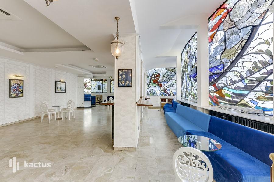 Villa Frochot Salle Hokusai