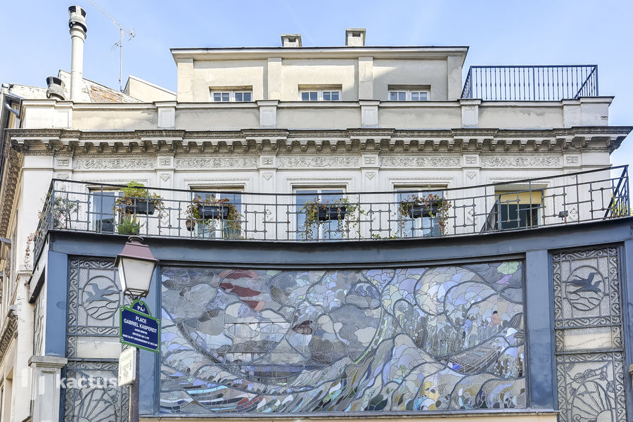 Villa Frochot Façade