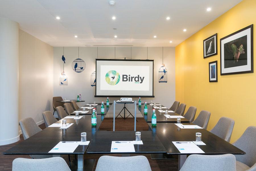 Hôtel Birdy By HappyCulture 43