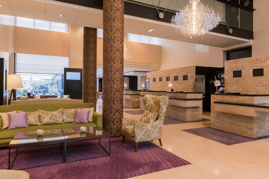 Crowne Plaza Paris - Neuilly  Réception