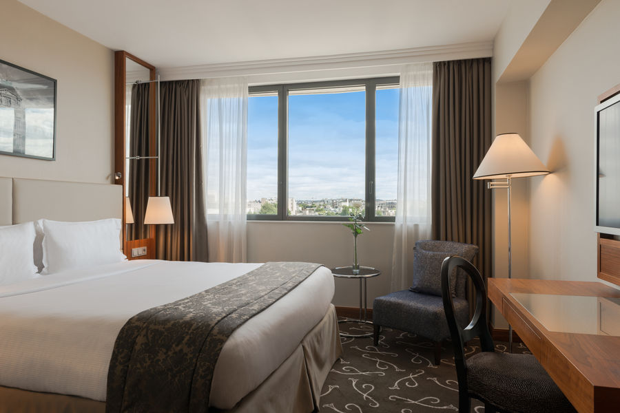 Crowne Plaza Paris - Neuilly   Chambre Business