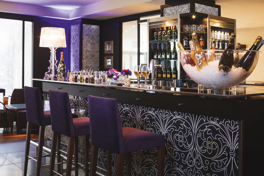 Crowne Plaza Paris - Neuilly   Bar