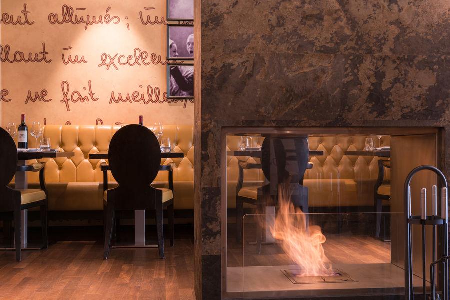 Crowne Plaza Paris - Neuilly  Restaurant