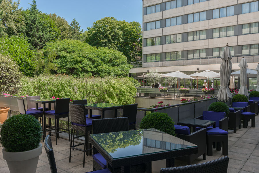 Crowne Plaza Paris - Neuilly   Terrasse
