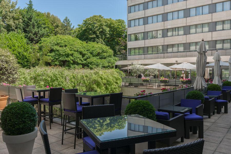 Crowne Plaza Paris - Neuilly  Terrasse