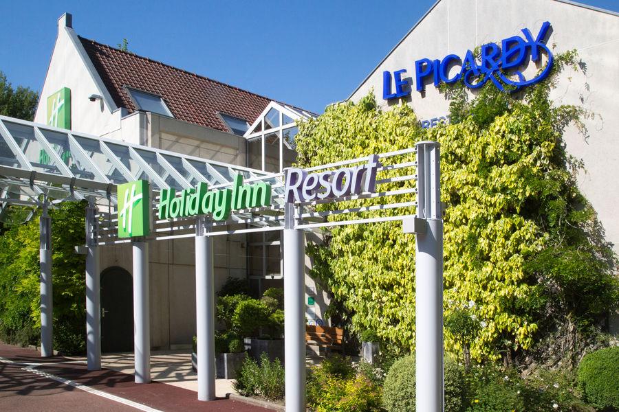 Holiday Inn Touquet Paris-Plage Entrée de l'Hôtel