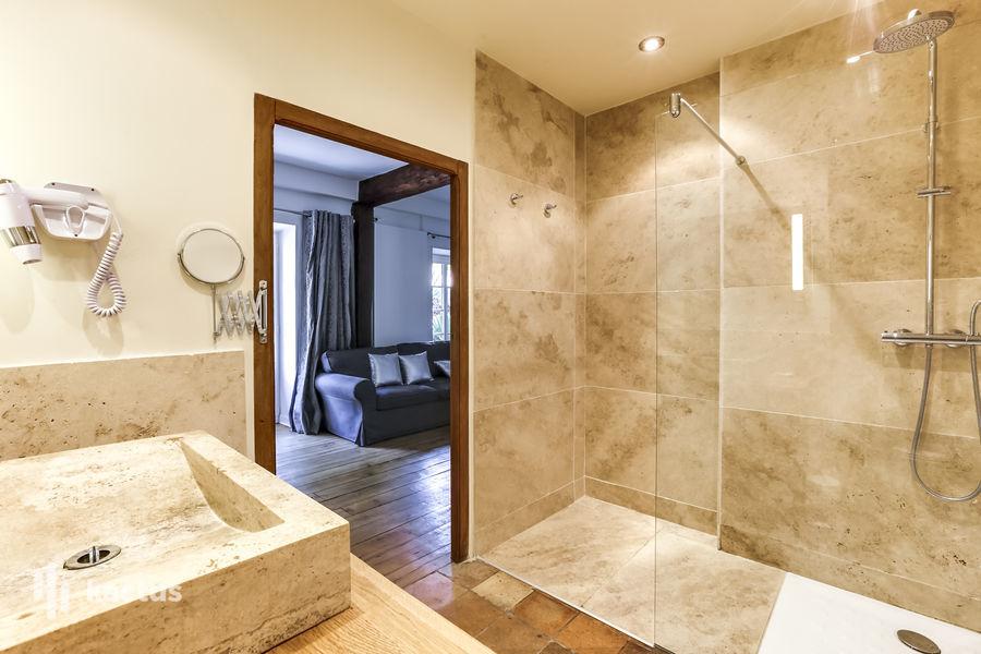 Domaine de la Butte Ronde Salle de bain