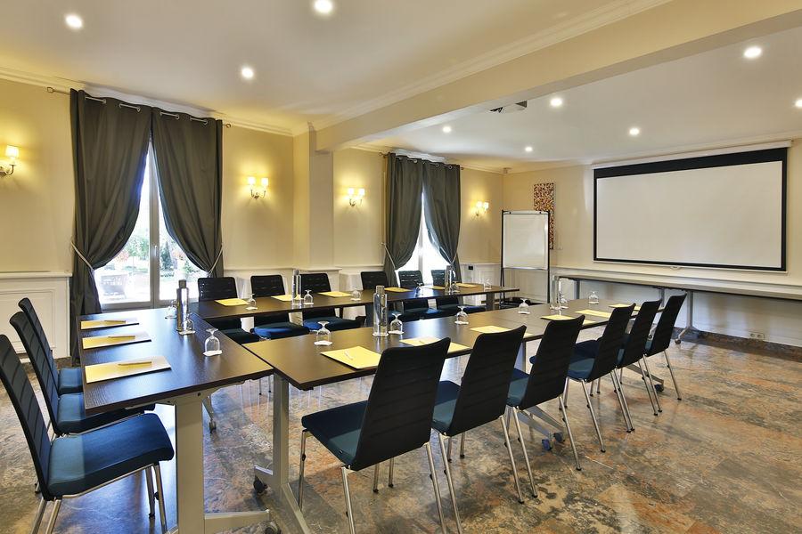 Hôtel le Pigonnet Aix-en-Provence ***** Salle 1