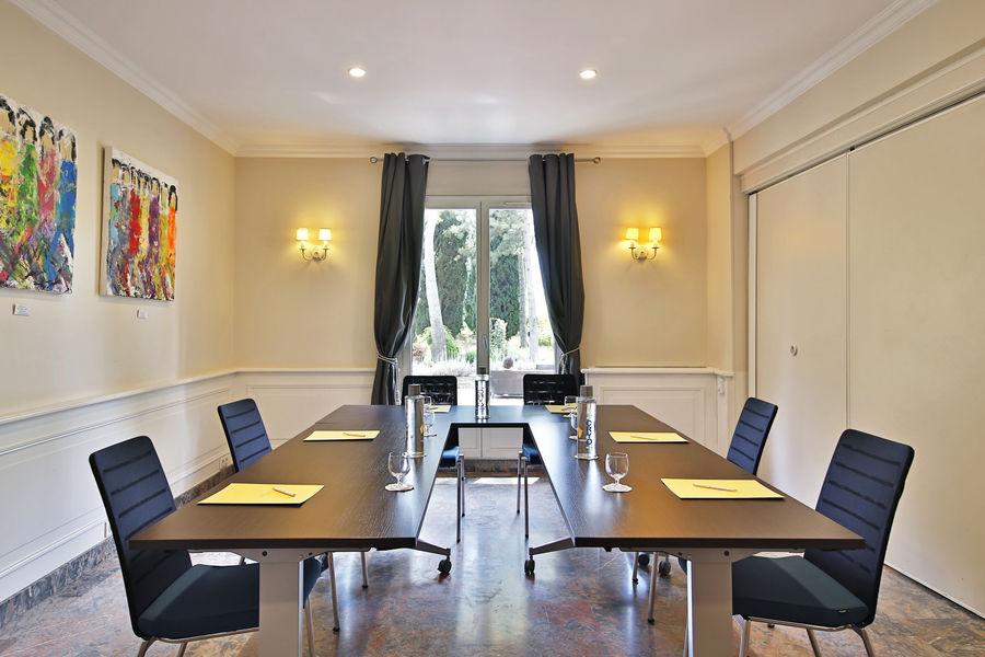 Hôtel le Pigonnet Aix-en-Provence ***** Salle 2
