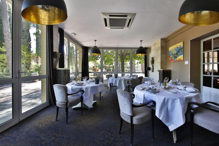 Hôtel le Pigonnet Aix-en-Provence ***** Salle Veranda