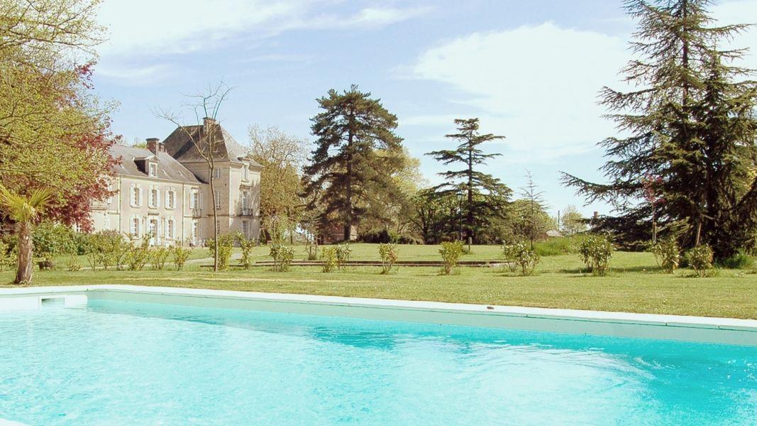 Château de Cop-Choux **** Piscine