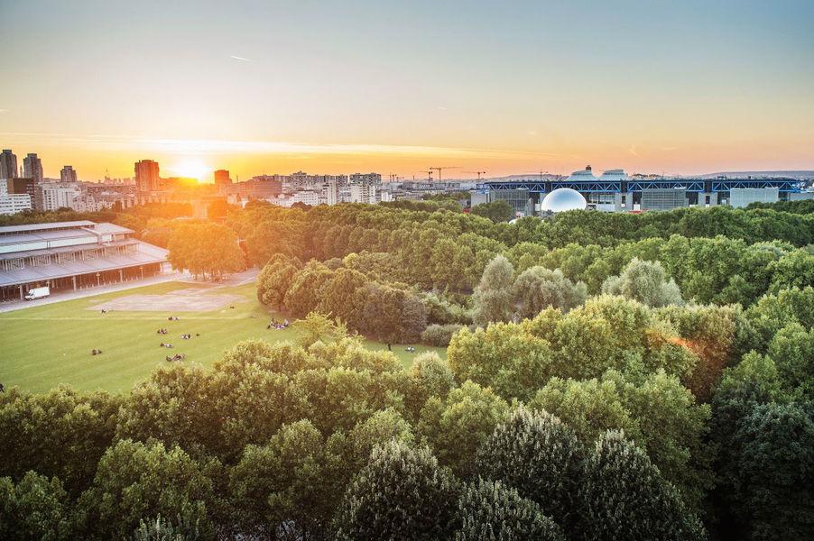 Cité de La Musique - Philharmonie de Paris Vue