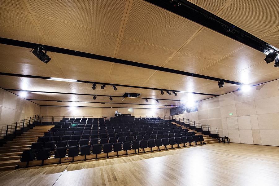Cité de La Musique - Philharmonie de Paris Salle de conférence
