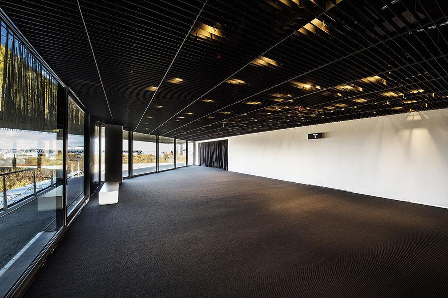 Cité de La Musique - Philharmonie de Paris Petit salon panoramique avec terrasse