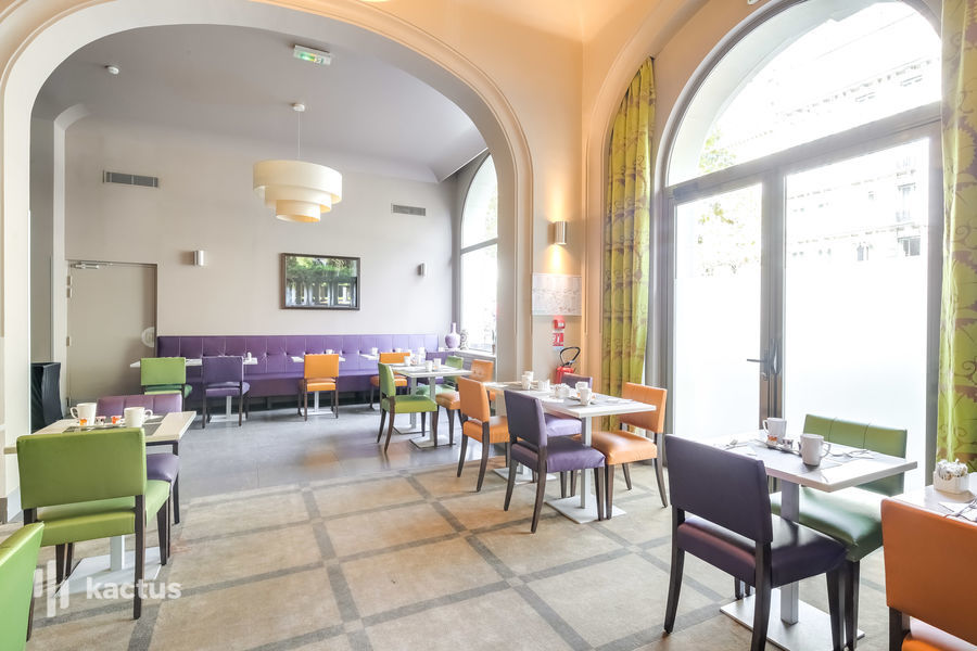 Holiday Inn Paris Gare de Lyon Bastille **** Restaurant