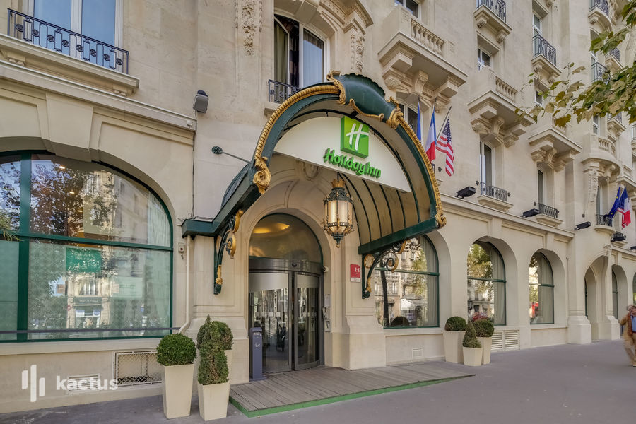 Holiday Inn Paris Gare de Lyon Bastille **** Façade