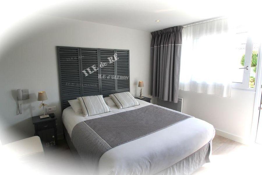 Hôtel Le Peu Breton Chambre single