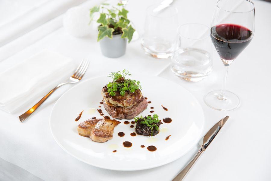 L'Arboisie **** Proposition culinaire