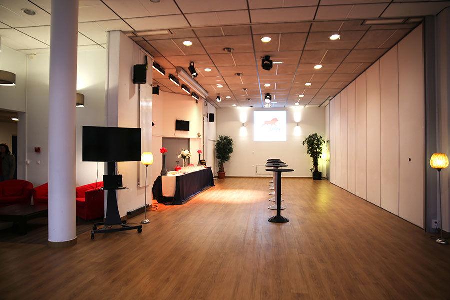 Espace de l'Ouest Lyonnais Salle de réception