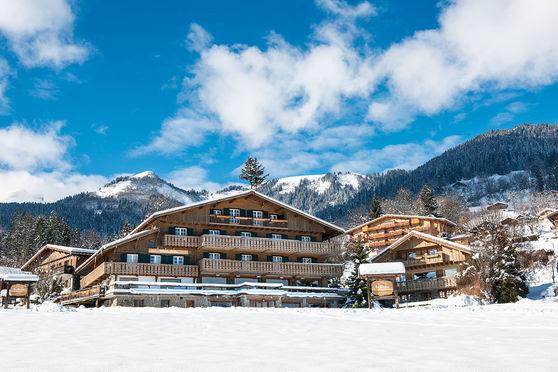 Les Roches Hôtel & Spa