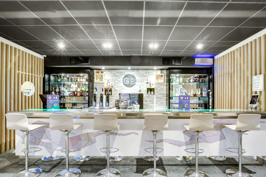 Novotel Cergy Pontoise **** Bar