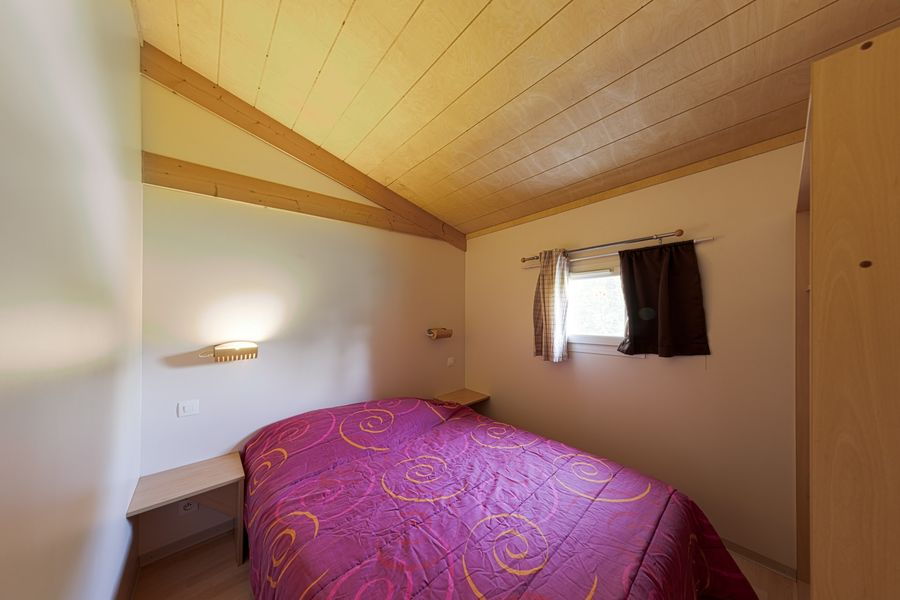 Domaine de Miraval Chambre lit double