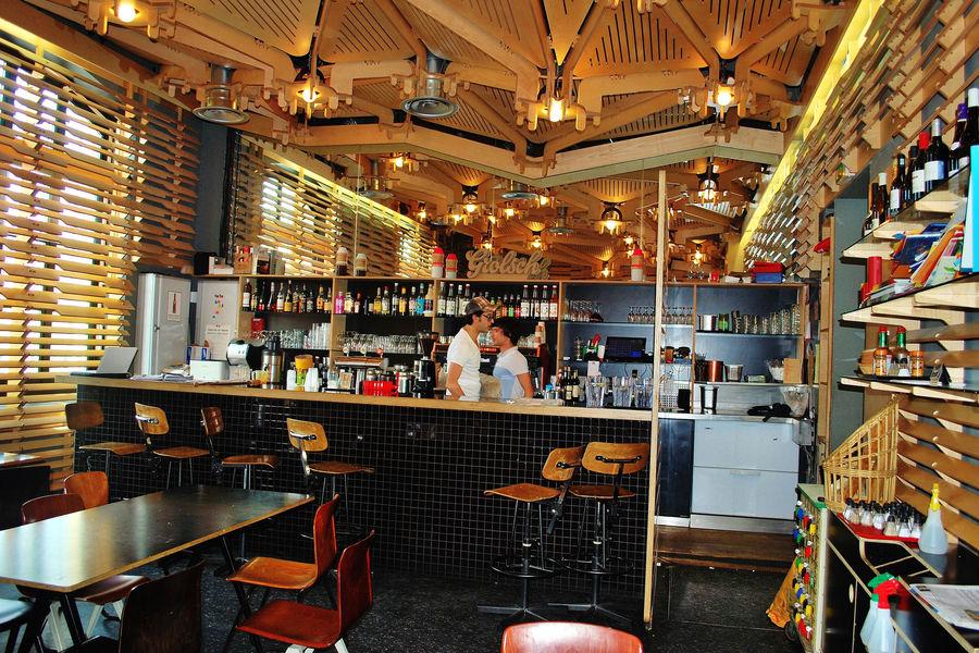 Café Caché Bar
