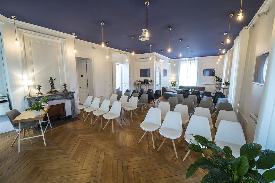 Hôtel Particulier Lyon Grand Salon Juliette Récamier