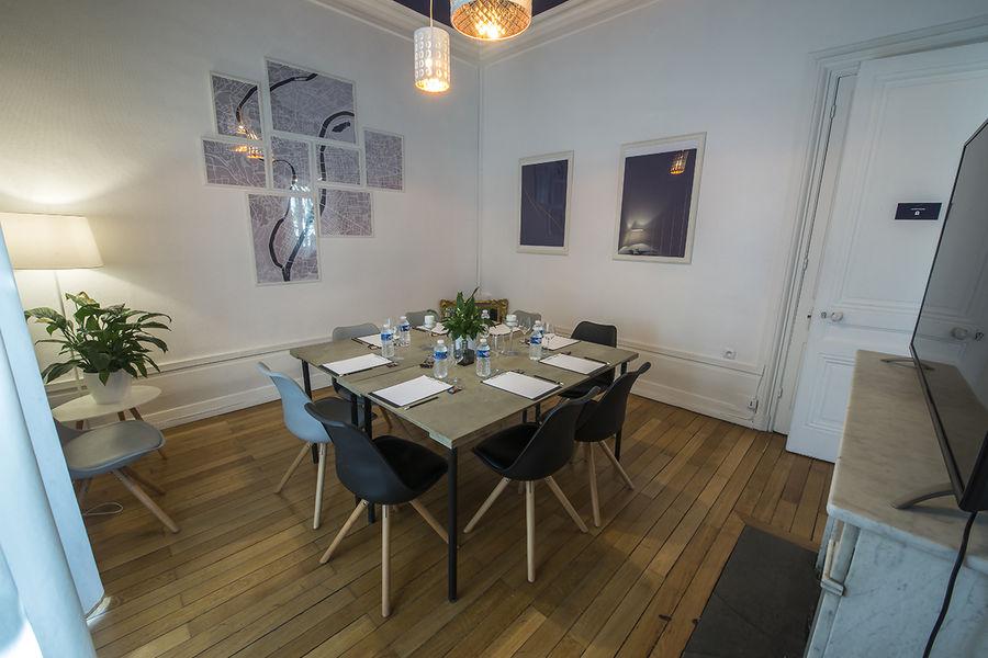 Hôtel Particulier Lyon Petit Salon