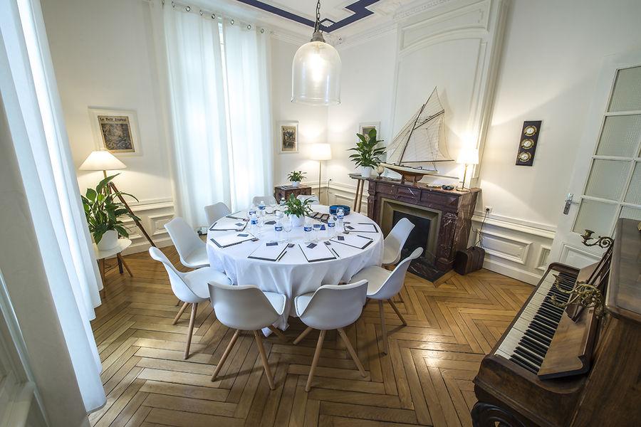 Hôtel Particulier Lyon Salon XIX ème