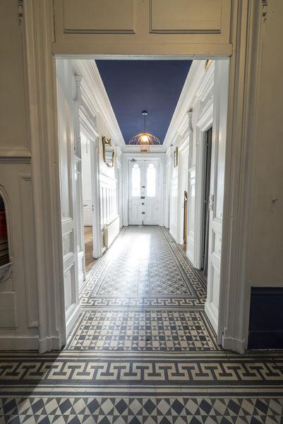 Hôtel Particulier Lyon hall d'entrée