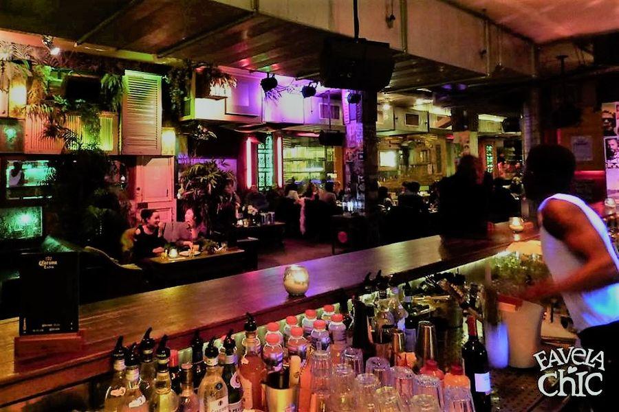 Favela Chic Bar