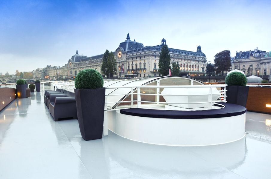 Le Paris Pont terrasse