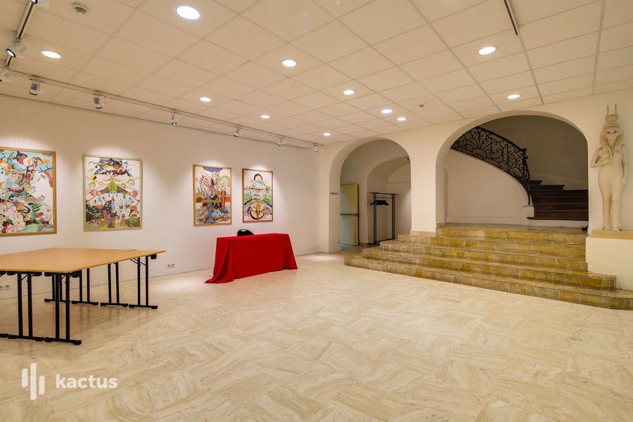 Espace Saint Martin  Galerie de Peinture