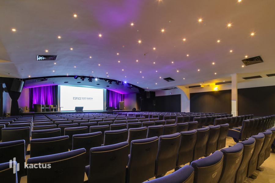 Espace Saint Martin  Auditorium