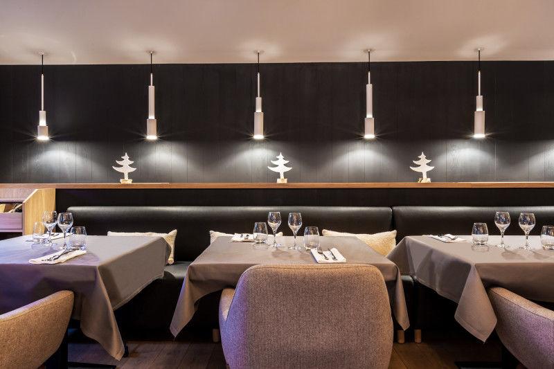 Le Yule ***** Restaurant