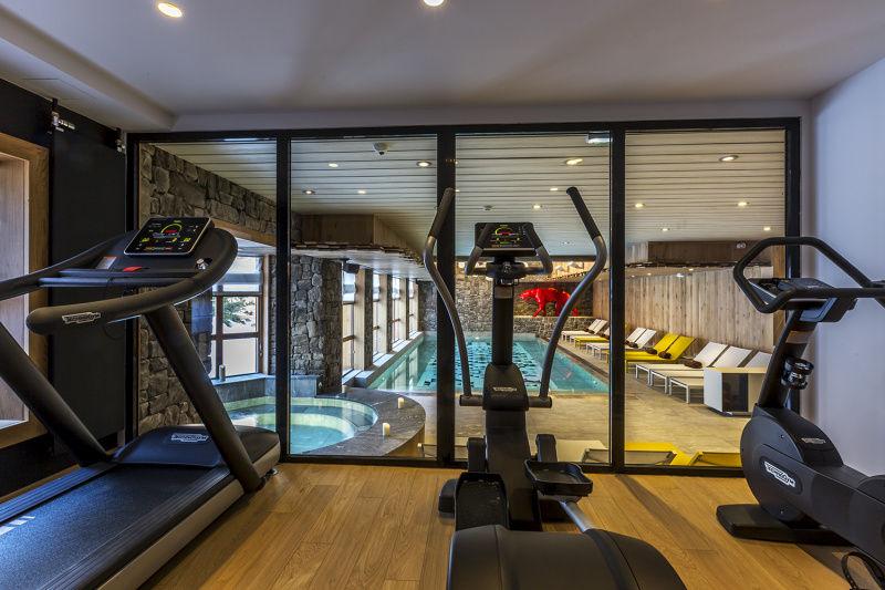 Le Yule ***** Salle de fitness