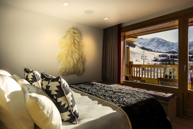 Le Yule ***** Chambre