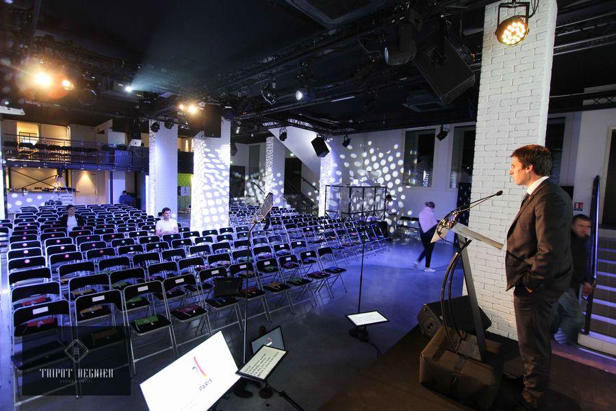 Le Tripot Regnier Conférence