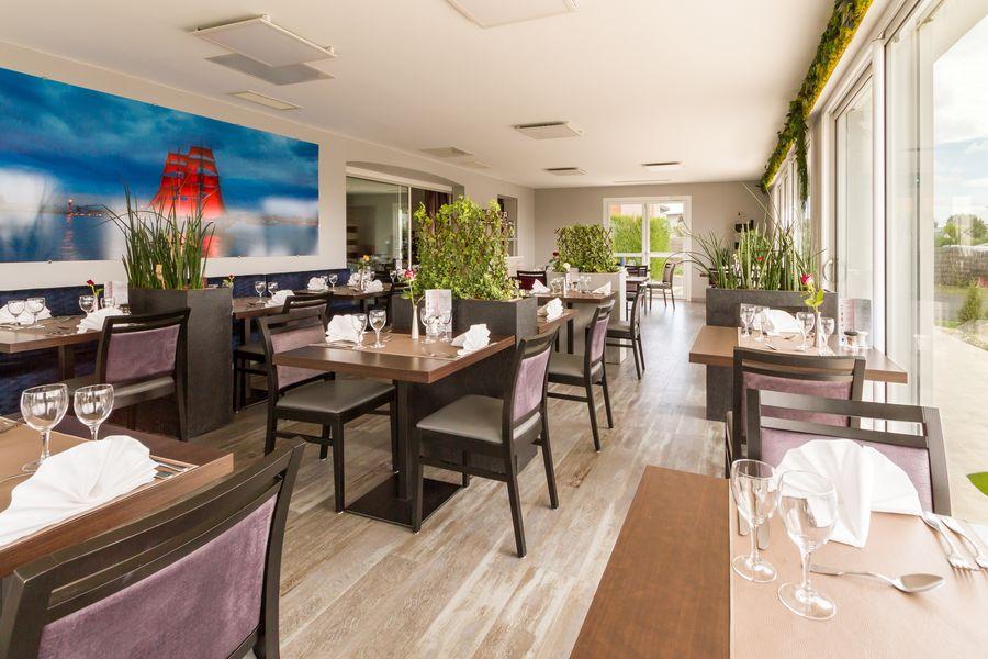 Hôtel des Chateaux Restaurant