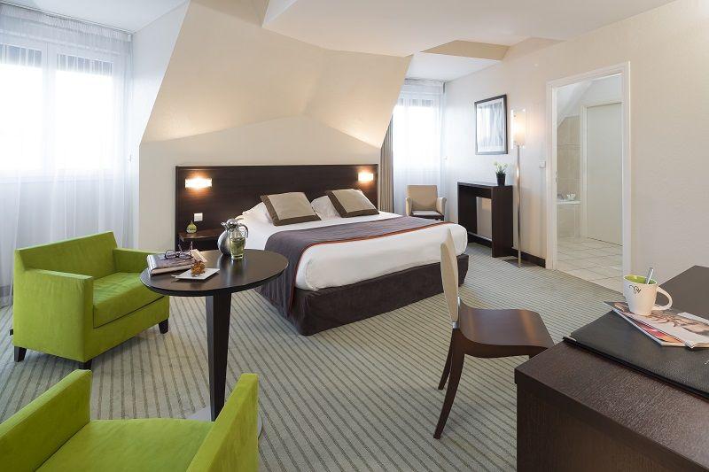 Le Richebourg Hôtel Restaurant & Spa **** Chambre