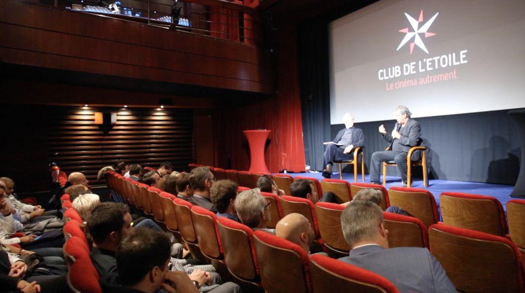 Club de l'Étoile - Soirées à thèmes Conférence de réalisateur