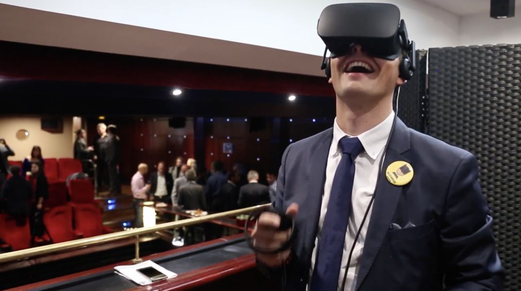 Club de l'Étoile - Soirées à thèmes Réalité virtuelle