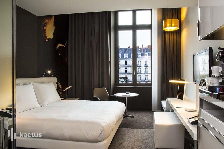 Radisson Blu Hôtel Nantes **** Chambre