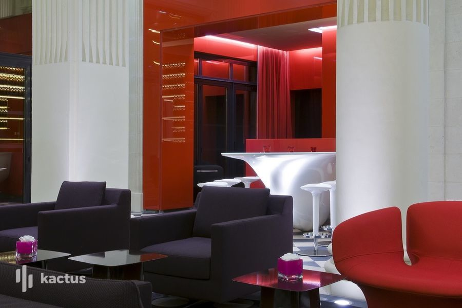 Radisson Blu Hôtel Nantes **** Bar