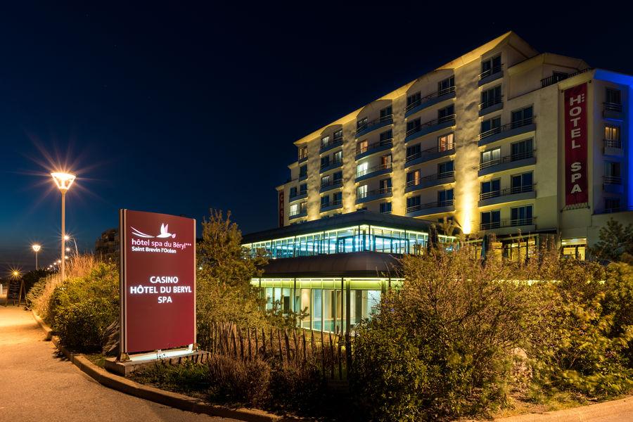 Hôtel Spa Casino de Saint Brevin Façade