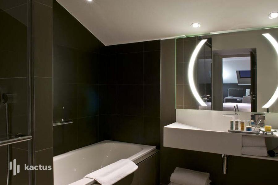 Radisson Blu Hôtel Nantes **** Salle de bain