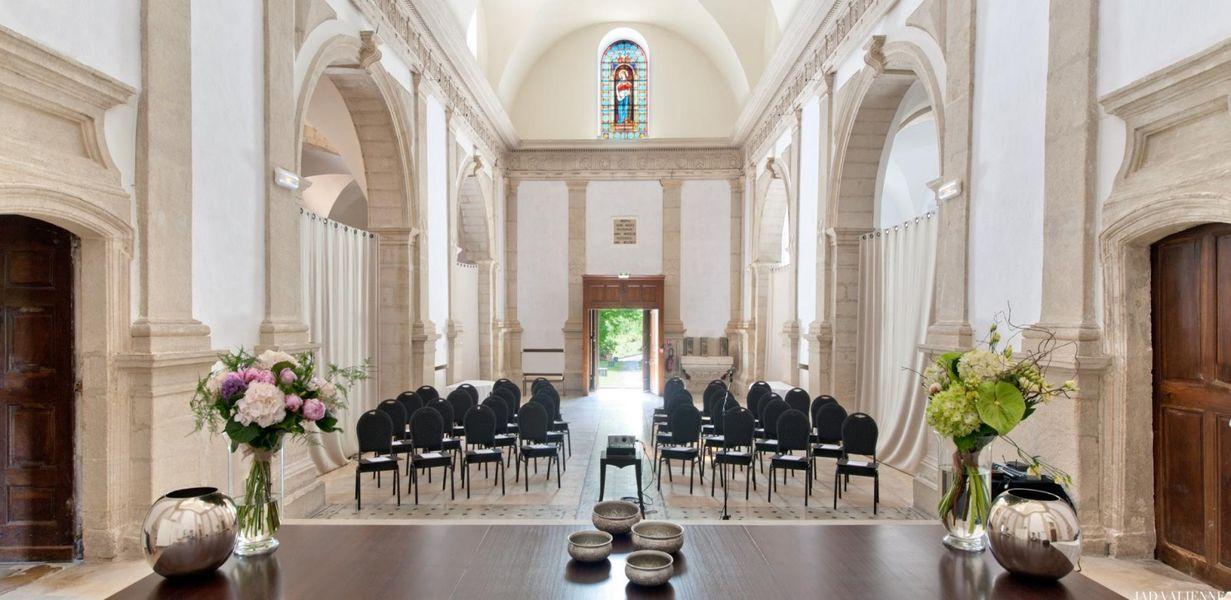 Couvent des Minimes Hôtel & Spa L'Occitane ***** Salle de séminaire