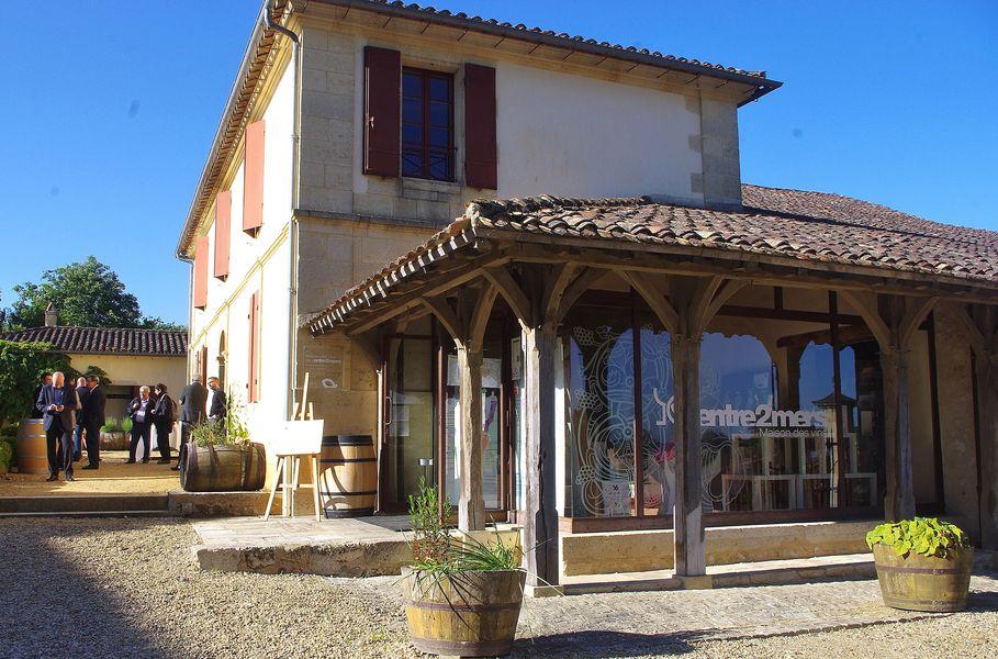 Maison de vins de l'Entre-deux-Mers 1